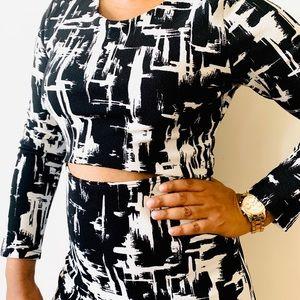 Dresses & Skirts - ✨⚫️✨ Black long sleeves dress ✨⚫️✨